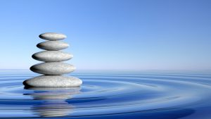 PROfound Leadership - Stones stacked