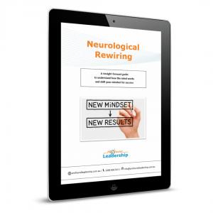 Neurological Rewiring Cover image - Leadership Skills - Professional Development - NLP - Communication Model