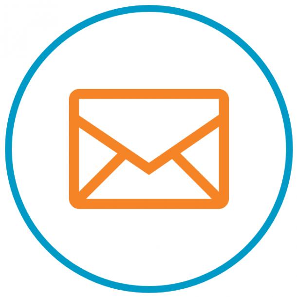 Mail Icon - PROfound Leadership | Professional Development